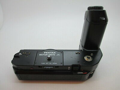 Pentax Motor Drive & Battery Pack A For Super A Tested Working