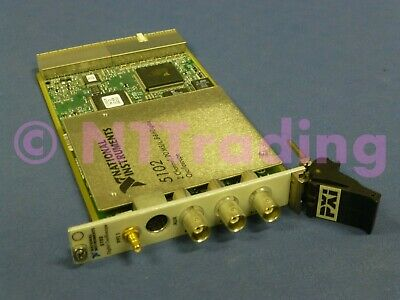 National Instruments NI PXI-5102 High-Speed Digitizer Card