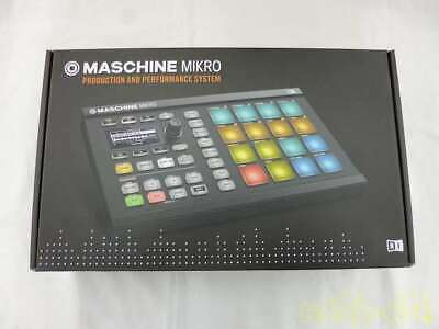 Native Instruments MASCHINE MIKRO Mk2 34384-80457-4903-70708-50008 Used JP F/S