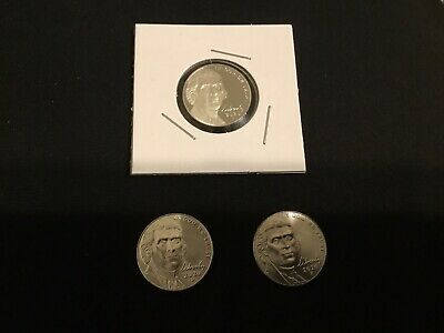 2020 Pds Jefferson Nickels . NEW!