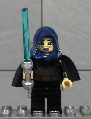 RARE 8091-2010 BARRISS OFFEE FIGURE FREE GIFT NEW LEGO STAR WARS