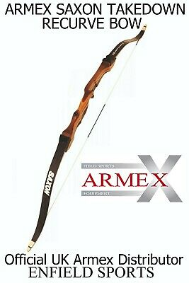 """CORE Pulse Archery Recurve 66/"""" 28lbs Right Hand Takedown Bow  Kit Club Leisure"""
