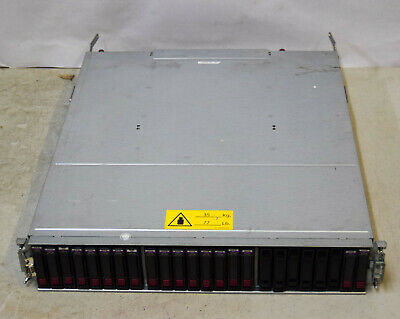 HP StorageWorks 14-Bay Storage Array Chassis AD542A HP M5314A FC Drive Enclosure