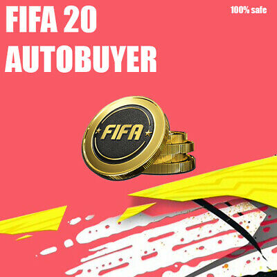 Fifa 20 Ultimate Team Web App Sniping / Autobuyer Bot Special Filters