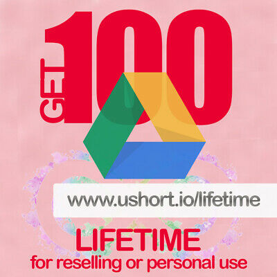 100 UNLIMITED GOOGLE Team DRIVE FOR YOUR EXISTING ACC Lot of 100 drive
