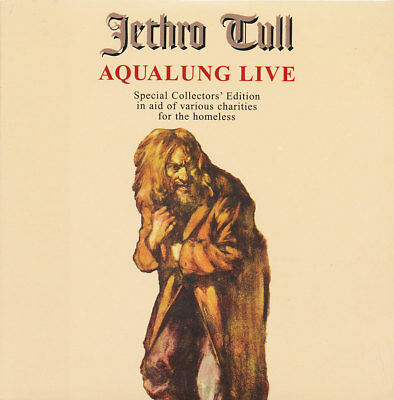 Jethro Tull - Aqualung Live Collectors Edition CD **BRAND NEW/STILL SEALED**