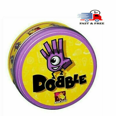 Dobble Card Game Funny Family Card Game UK Fast Free Delivery