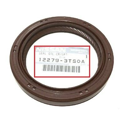 NISSAN OEM REAR CRANK MAIN OIL SEAL HOUSING PATROL Y61 GU ZD30DDTi ZD30 07-16