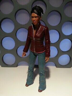 "Doctor Who Martha Jones en cuir Rouge Veste 10th Dr Companion 5/"" figure"