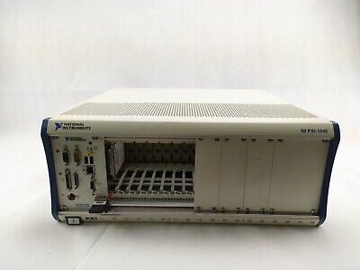 National Instruments NI PXI-8186 Embedded Contoller with NI PXI-1045 18 Slot
