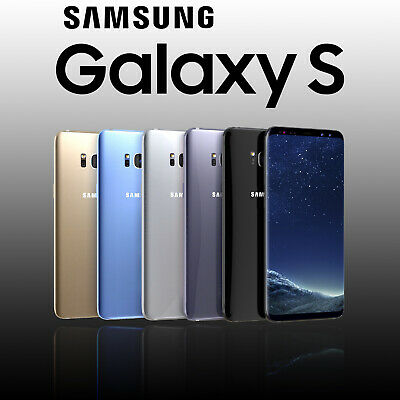 Samsung Galaxy S8 SM-G950F 64GB Smartphone - All Colours & All Grades