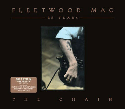 Fleetwood Mac ‎25 Years The Chain 72 Track 4 x CD Set Very Best Of Greatest Hits