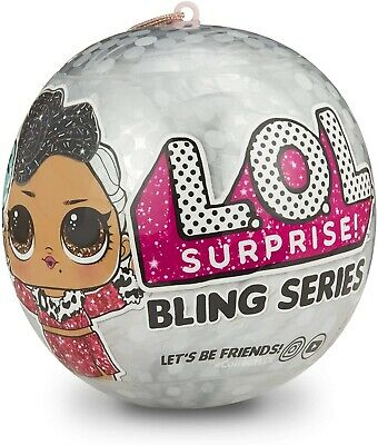 LOL Surprise! Bling Series with 7 Surprises ~ NEW With Original Seal