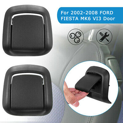 2x For Ford Fiesta Mk6 3 Door Right + Left Front Seat Tilt Handle Lever 1417520/