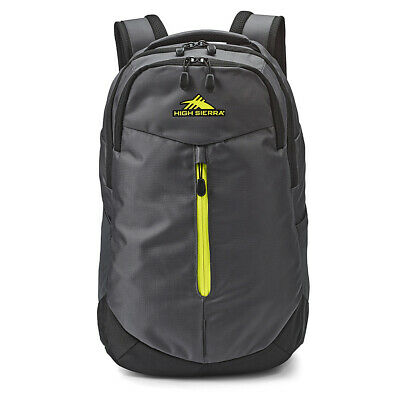 High Sierra Swerve Pro 7 Colors Everyday Backpack NEW