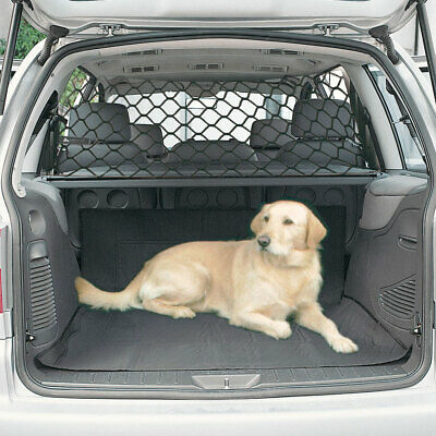 FORD FOCUS H/'BACK DOG GUARD Boot Pet Safety Mesh Grill Barrier EASY HEADREST FIT