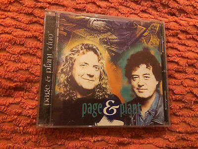 Page And Plant Duo CD