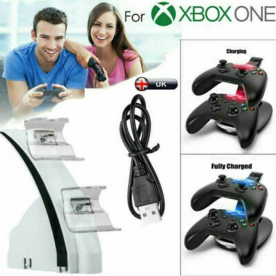 For XBOX ONE Dual Charging Dock Station Controller Charger Station Controller