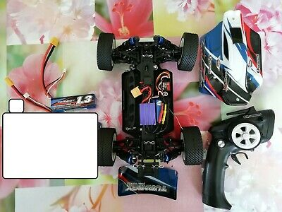 Buggy turnigy 4WD 1/16 - Brushless - RTR - Complet