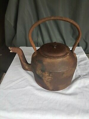 Swain No 4 Cast iron Kettle