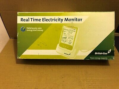 British Gas - Real Time Electricity Monitor