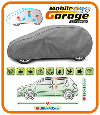 Heavy Duty Car Cover for Peugeot 206 SW Breathable Cover UV Protection