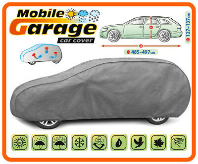 Heavy Duty Car Cover for Peugeot 508 SW Breathable UV protection