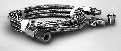 3228 Autometer 3228 Braided Stainless Steel Hose