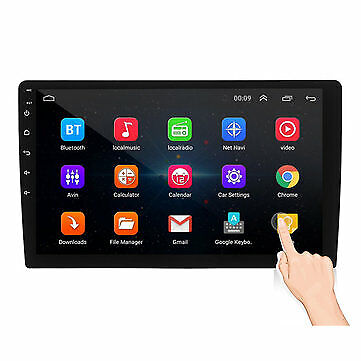 iMars 10.1Inch 2Din for Android 8.1 Car MP5 Player 1+16G IPS 2.5D Touch Screen