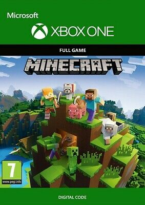 **Minecraft Xbox One Digital Download Full Game Key 🔑 QUICK DELIVERY**