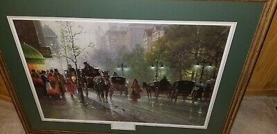 HARVEY-CHILDREN IN THE CITY-Signed /& numbered print w// folio /& coa-BRAND NEW G