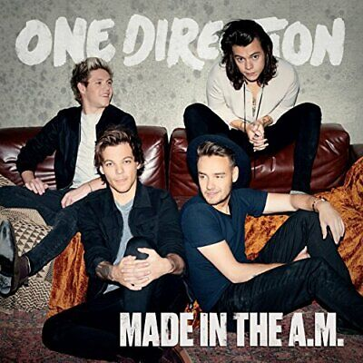 |2811241| One Direction - Made in the A.m. [CD x 1] New