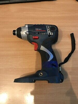 Bosch GDR 18V Cordless Impact Driver NICAD BODY ONLY