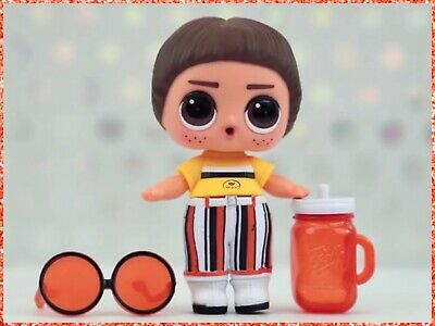 Lol Surprise Doll MOD BOI Boy Series 2 💛 NEW Authentic Boy Brother Sealed Ball!