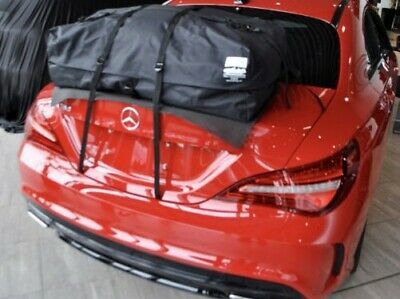 Mercedes Cla Toit Boite, Toit Rack, Cargo Support Coffre Sac Vacation