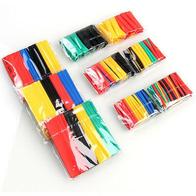 328/127 Car Electrical Cable Heat Shrink Tube Tubing Wrap Sleeve Assorted cable