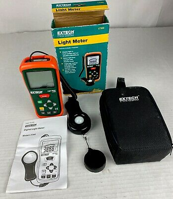 Awesome Extech Instruments Light Meter LT300