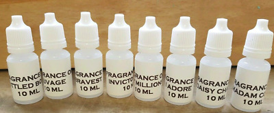 Designer fragrance oil