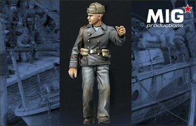 Mig Productions 48-198 Winter SS at rest 3 figures 1//48 scale resin figures
