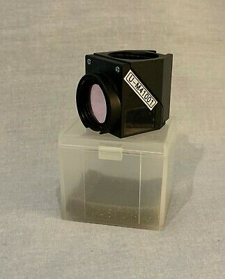 Olympus Microscope Narrow Fluorescence Filter Cube U-M41001