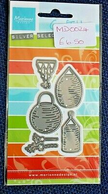 Marianne Design Craftables Cutting Dies Tiny/'s Bird Feeders CR1291