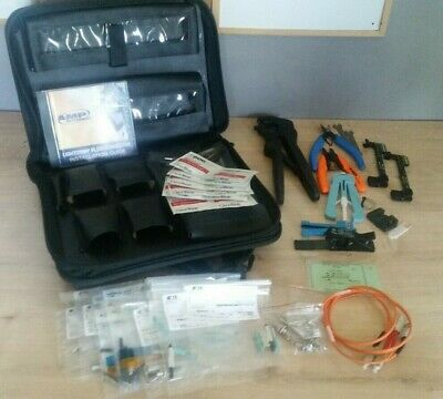 Ampconnect Fibre optic Termination Kit Lightcrimp Plus SC/ST