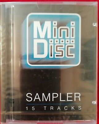 MINIDISC 15 TITRES V. INTERNATIONALE - NEUF et SCELLE - FACTORY SEALED - M+S !!!