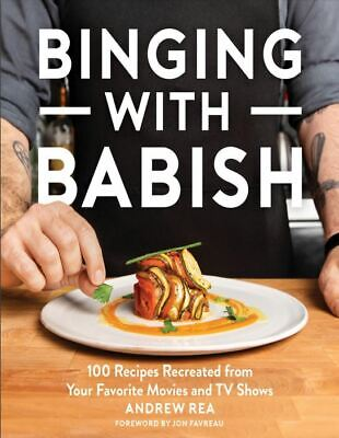 Binging with Babish by Andrew Rea (2019, Digital)