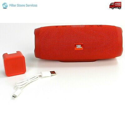 JBL Charge 3 Waterproof Portable Wireless Bluetooth Speaker System - Excellent