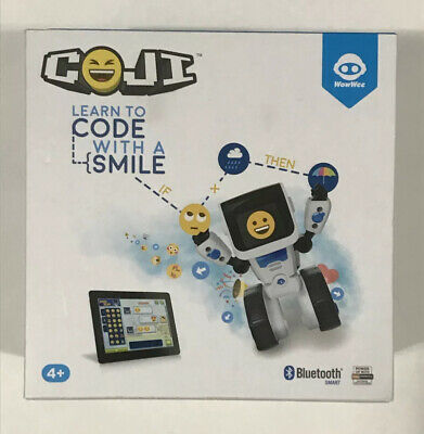 WowWee COJI The Coding Robot Toy. Brand New, Never Been Used. Comes Full In Box.