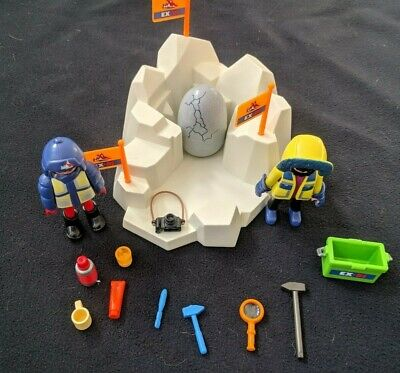 DINOSAURES Passe Cable Support Lampes Chenillette EX-DI 3191 AA138 PLAYMOBIL