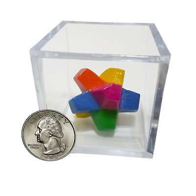 Willy Wonka Everlasting Gobstopper Candy Reproduction Prop W Display Case BEST