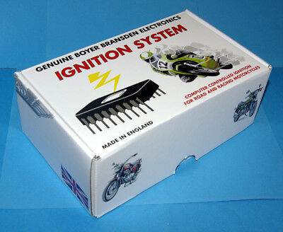 Honda CB CL 250 350 twin elektr. Zündung Boyer electronic ignition kit with coil