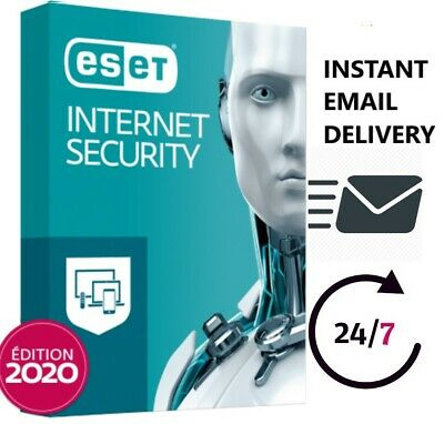 Eset Internet Security 1 Device ✅ 1 / 3 / 6 / 10 Years 🔥